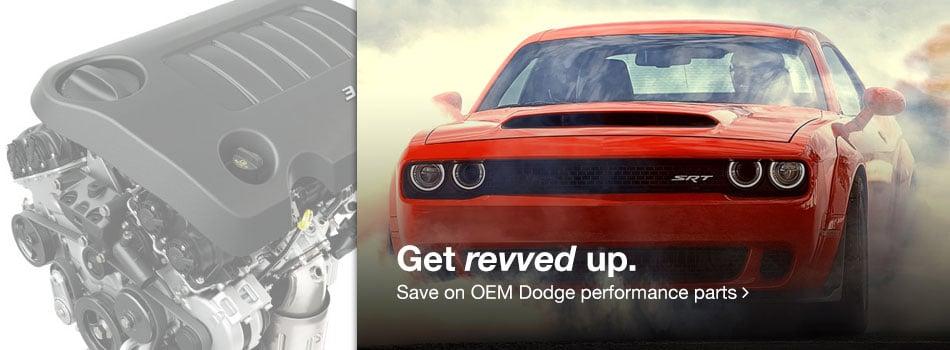 Dodge OEM Performance Parts
