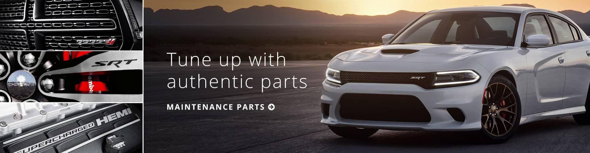 Mopar Maintenance Parts