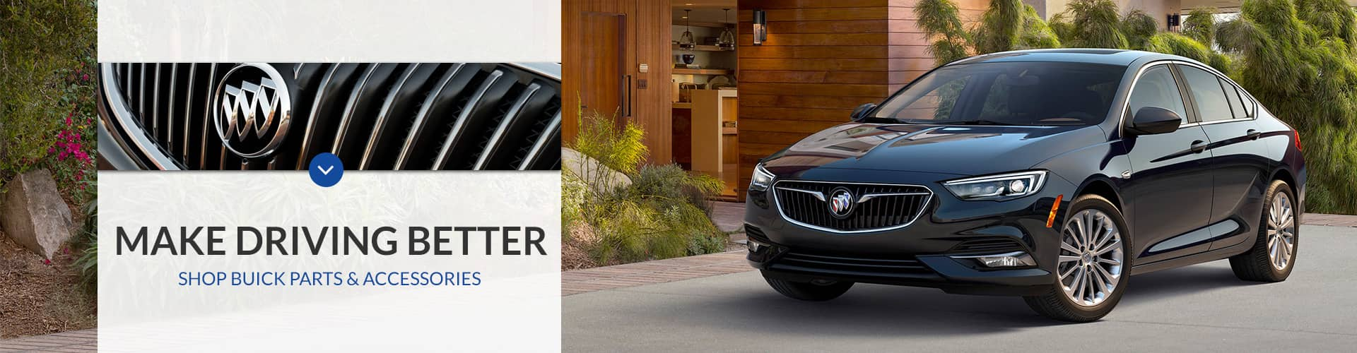 Buick Parts & Accessories