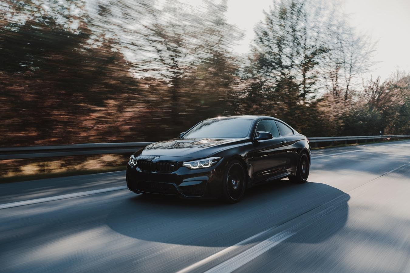 BMW Handling
