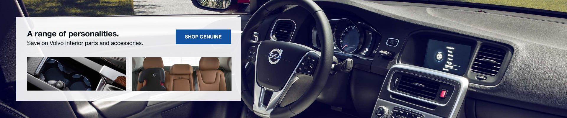 Volvo Interior Parts & Accessories