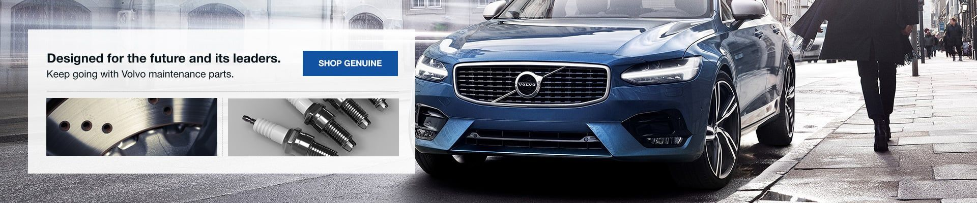 Volvo Maintenance Parts