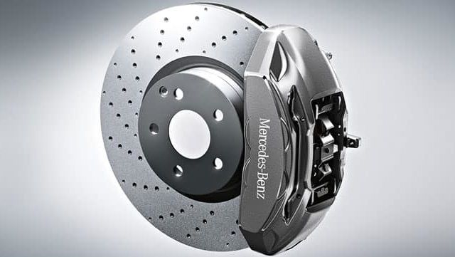 Mercedes-Benz Brake Pad Sale