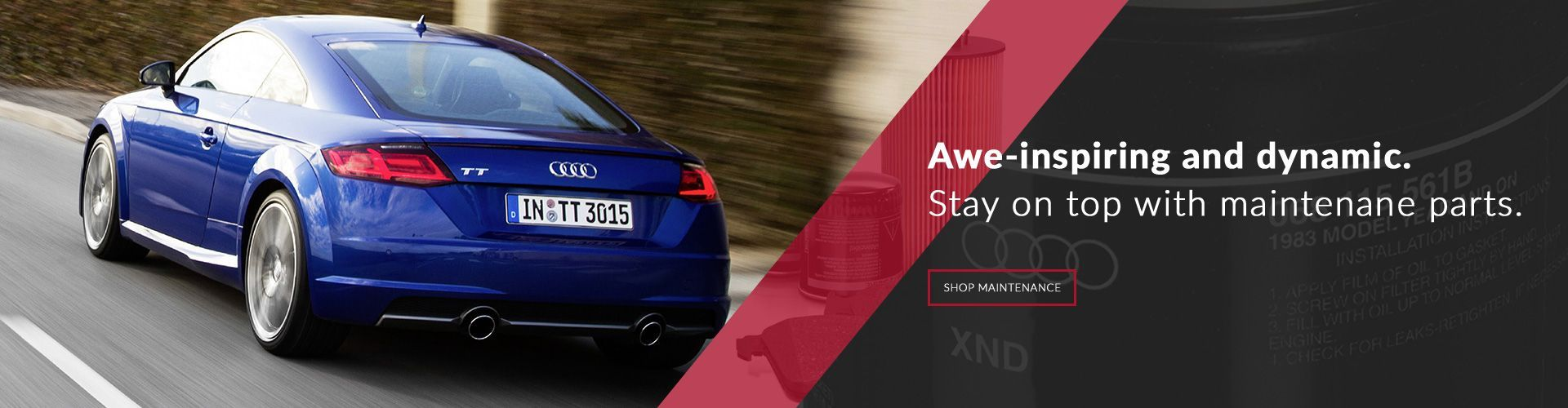 Audi OEM Parts