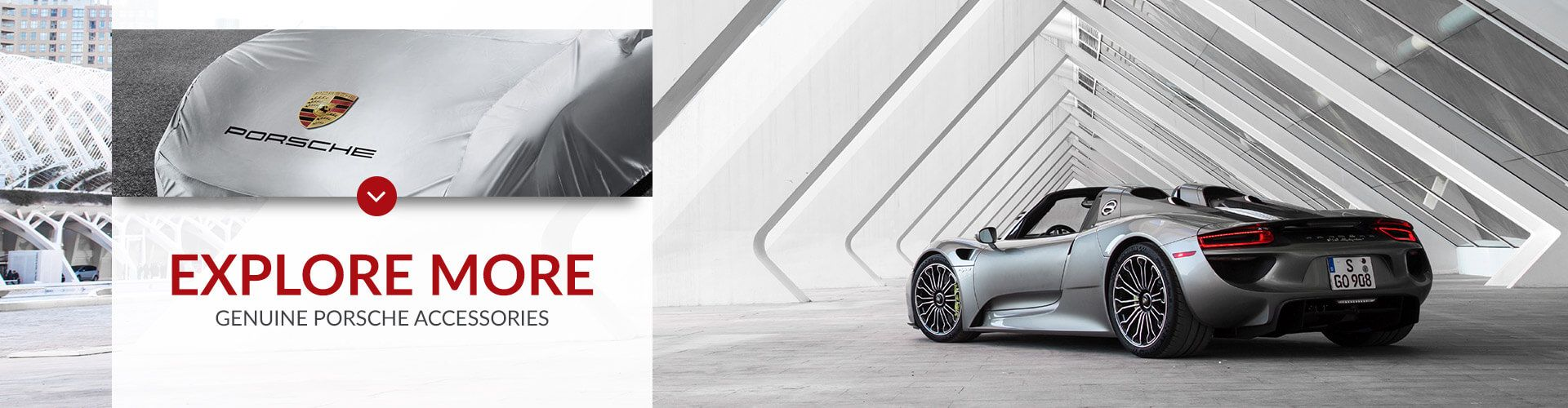 Genuine Porsche Accessories