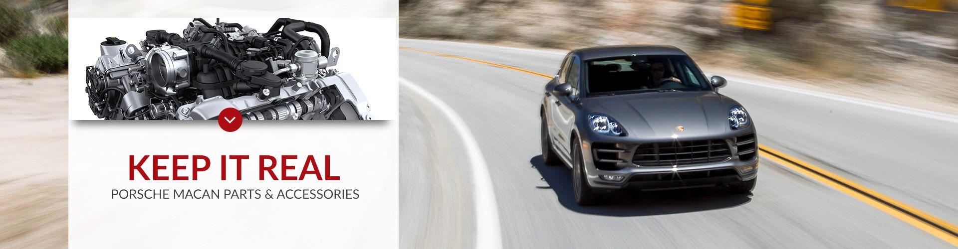 Porsche Macan Parts