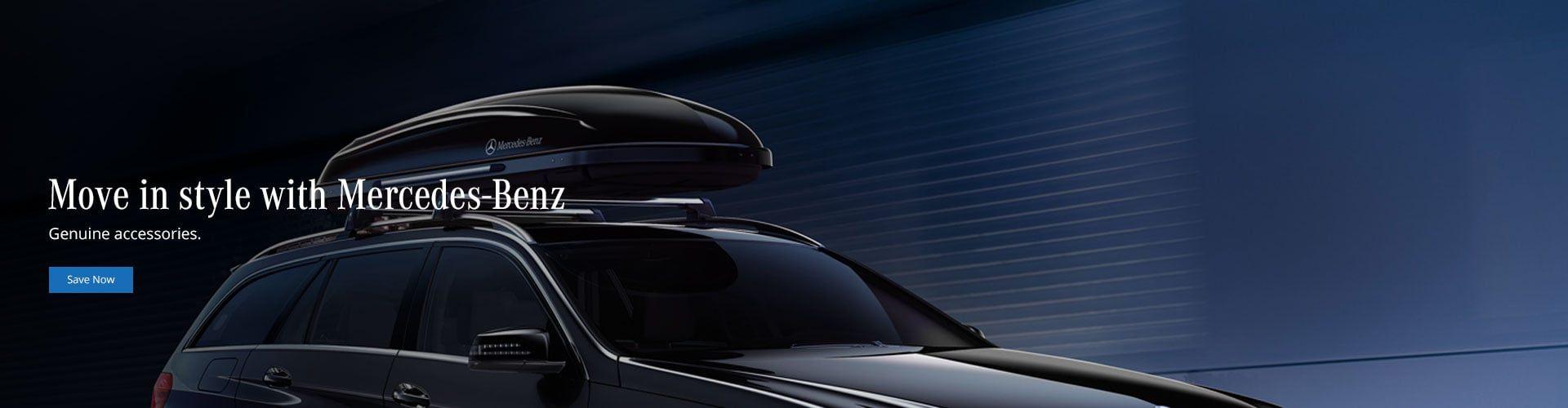 Genuine Mercedez-Benz Accessories