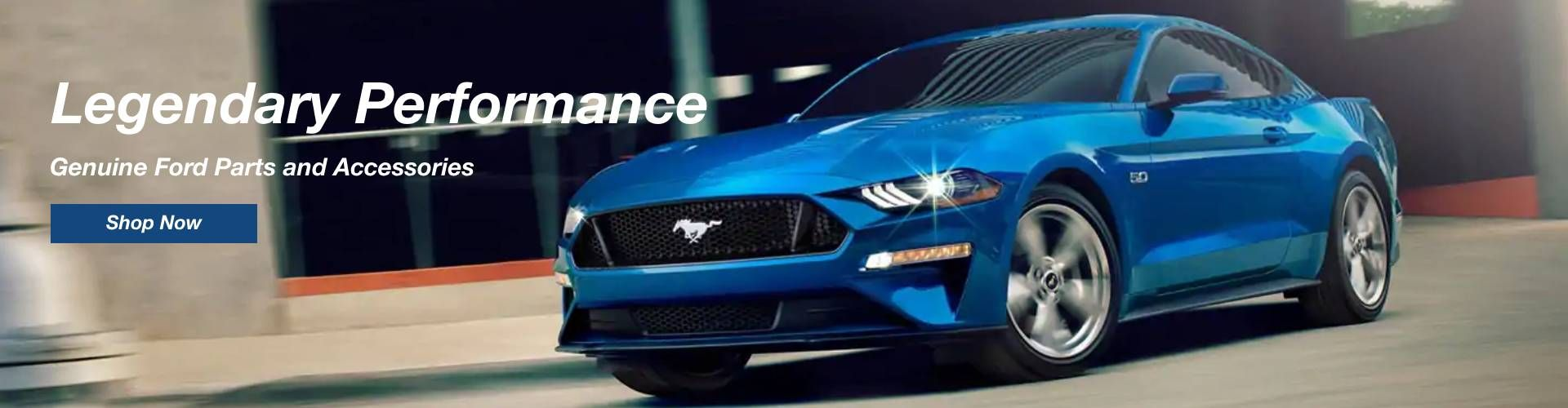 Ford Discount Parts Banner 1