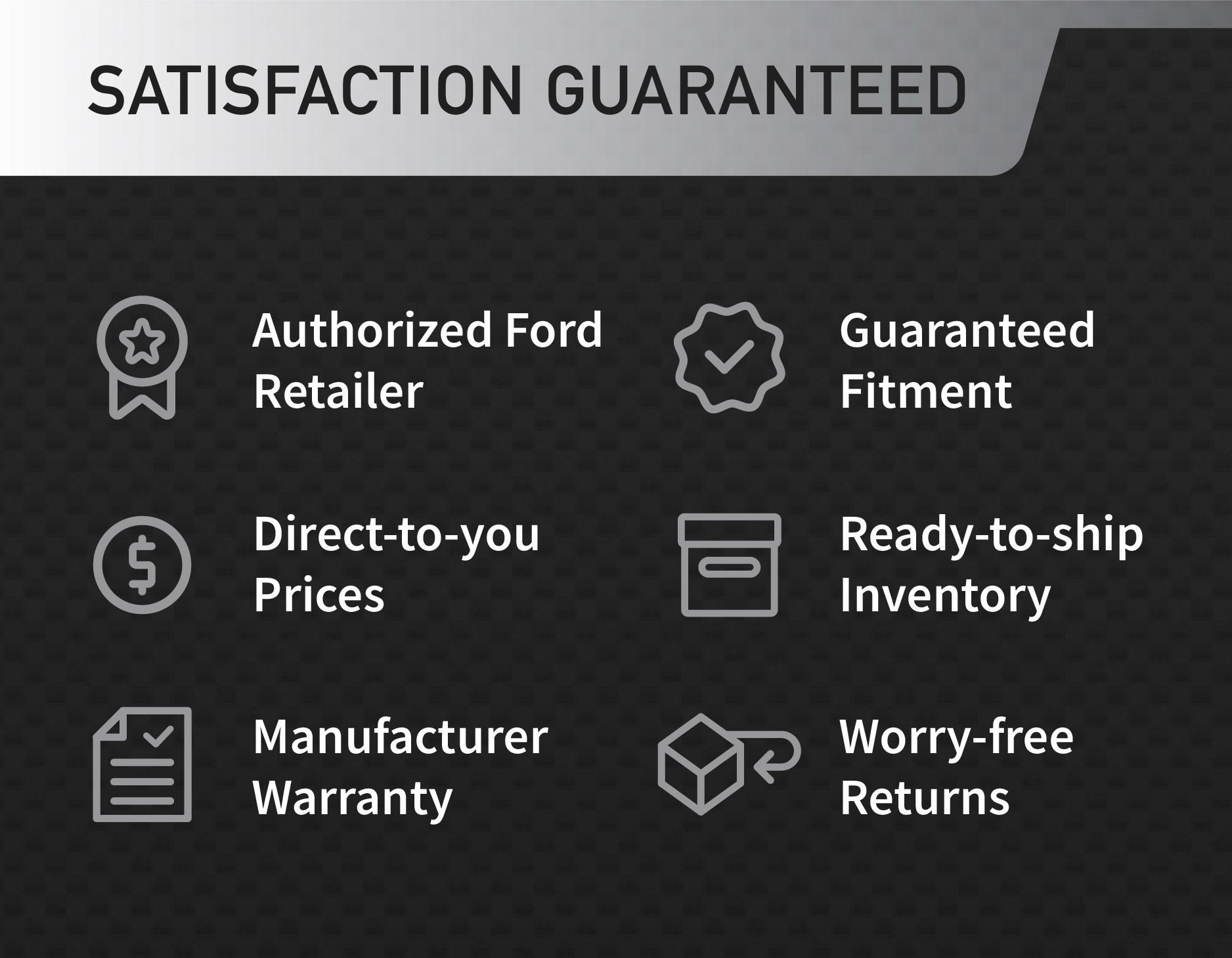 OEM Ford Parts and Accessories for sale