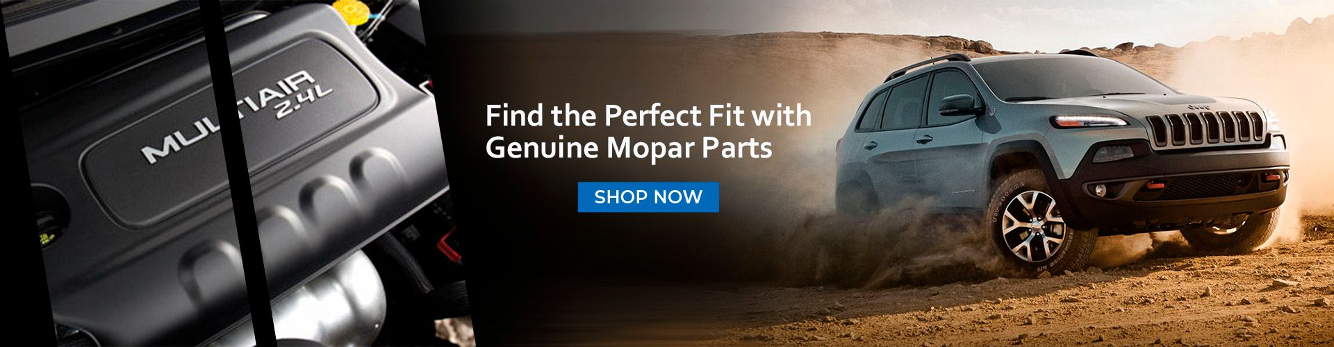Shop Genuine Mopar Parts and Accessories