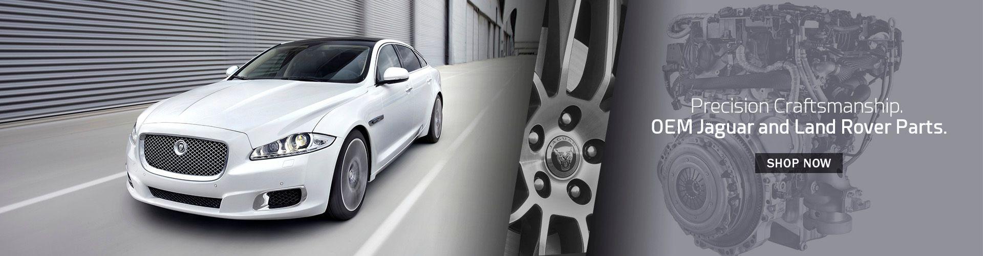Shop OEM Jaguar Land Rover Parts