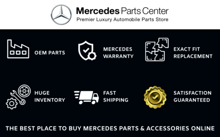 Why Buy From Mercedes Parts Center?