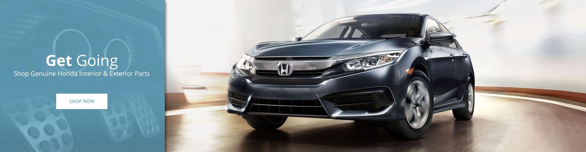 OEM Honda Parts