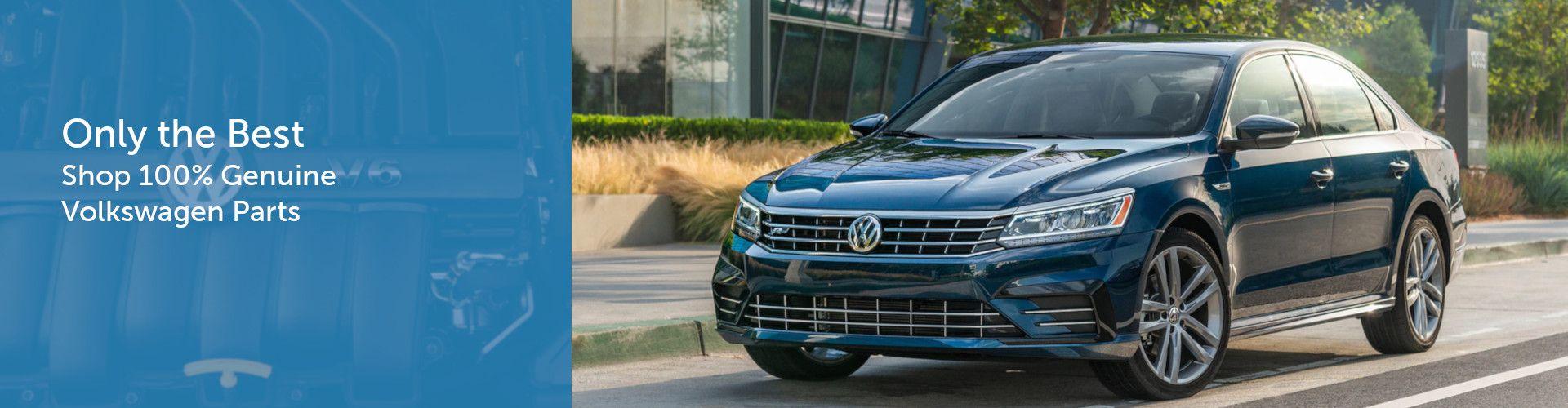 Genuine Volkswagen Parts