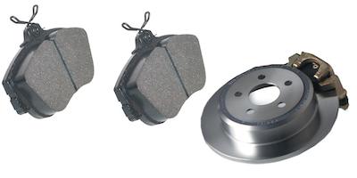 Subaru brake parts
