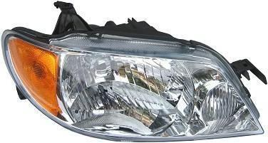 subaru headlight