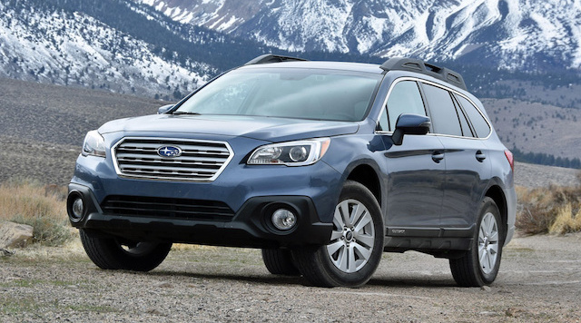 subaru outback must have parts