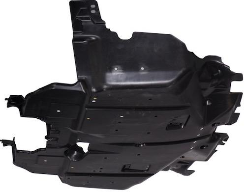 New Subaru splash shield