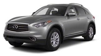Infiniti FX35 OEM Parts and Accessories