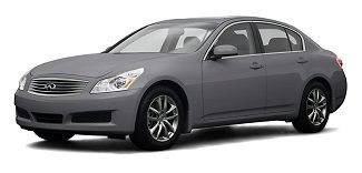 Infiniti G35 OEM Parts and Accessories