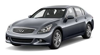 Infiniti G37 OEM Parts and Accessories