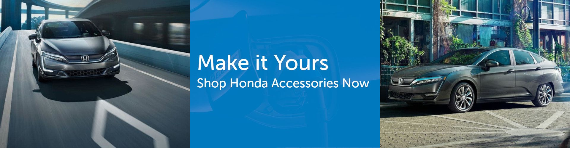 Genuine Honda Accessories