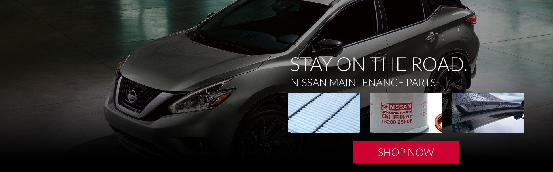 Nissan Maintenance Parts