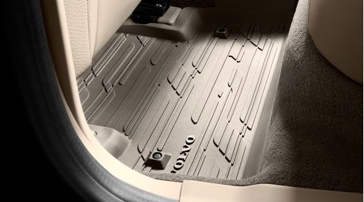 Rubber Floor Mats, Volvo S60