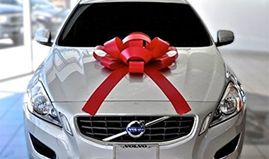 Volvo Holiday Shopping Guide