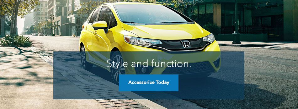 Genuine OEM Honda Parts and Accessories