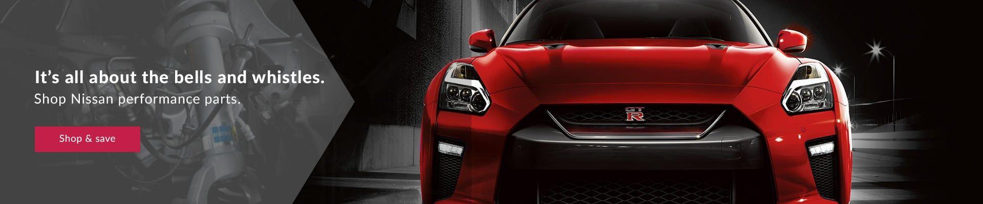 Shop Nissan Performance Parts