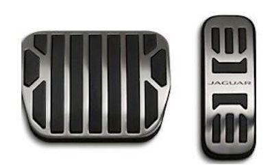 Jaguar pedals