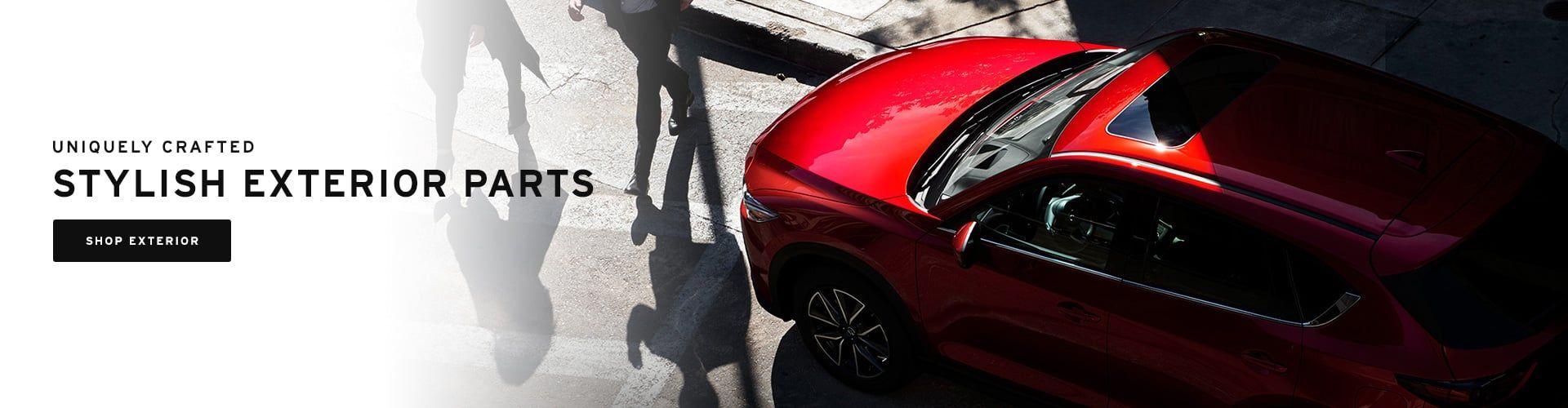 Mazda Exterior Parts