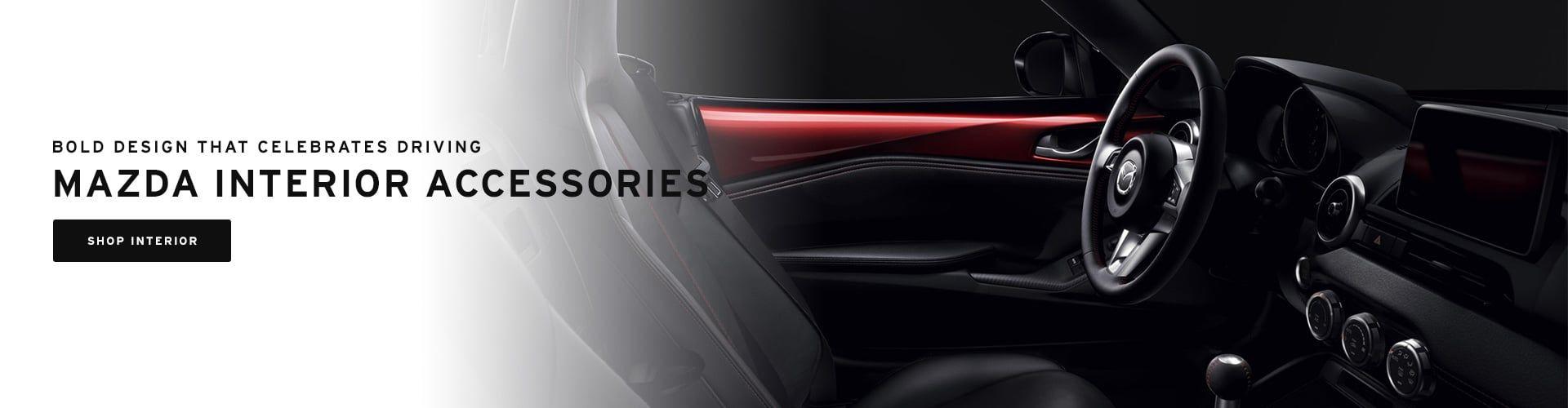 Mazda Interior Parts