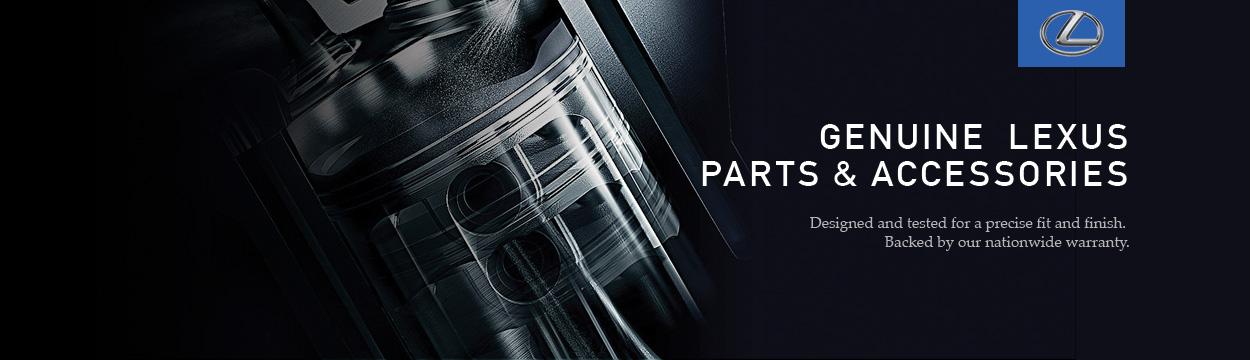 OEM Lexus Parts