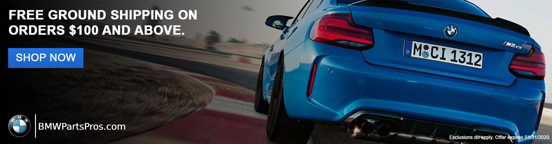 BMWPartsPros.com Banner 1