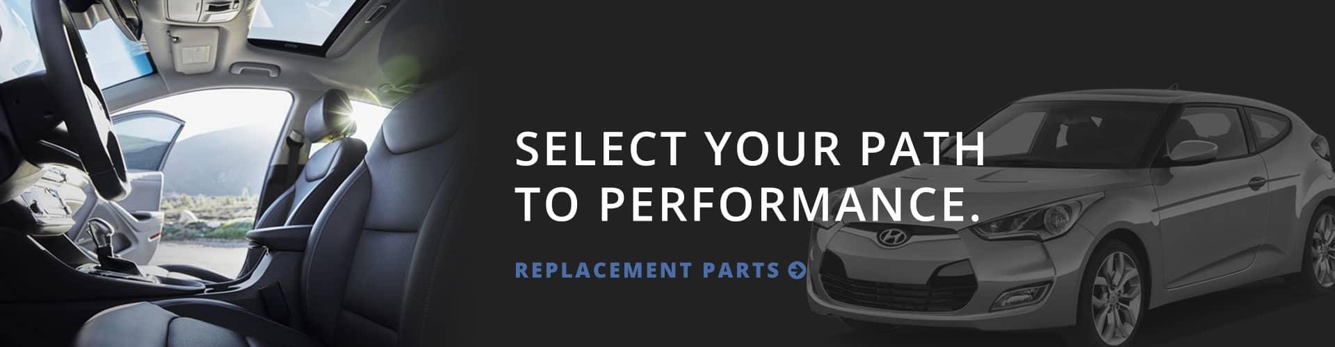 Shop Replacement Parts