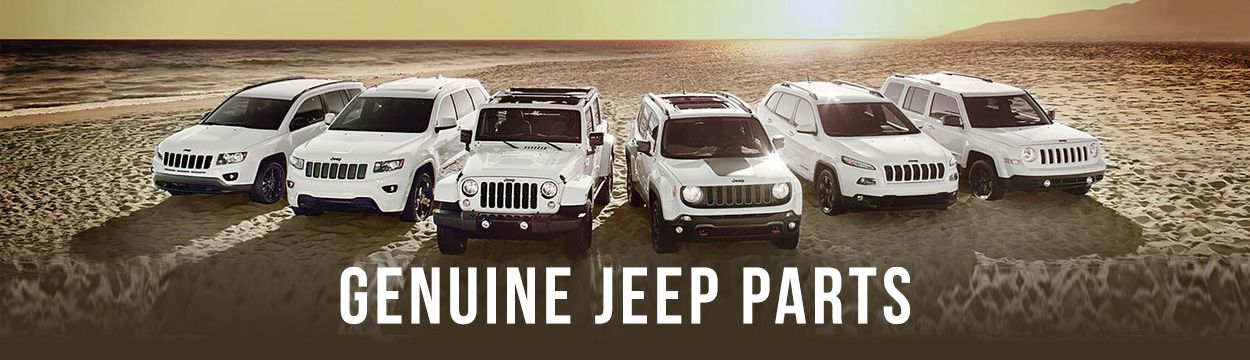 Genuine OEM Jeep Parts