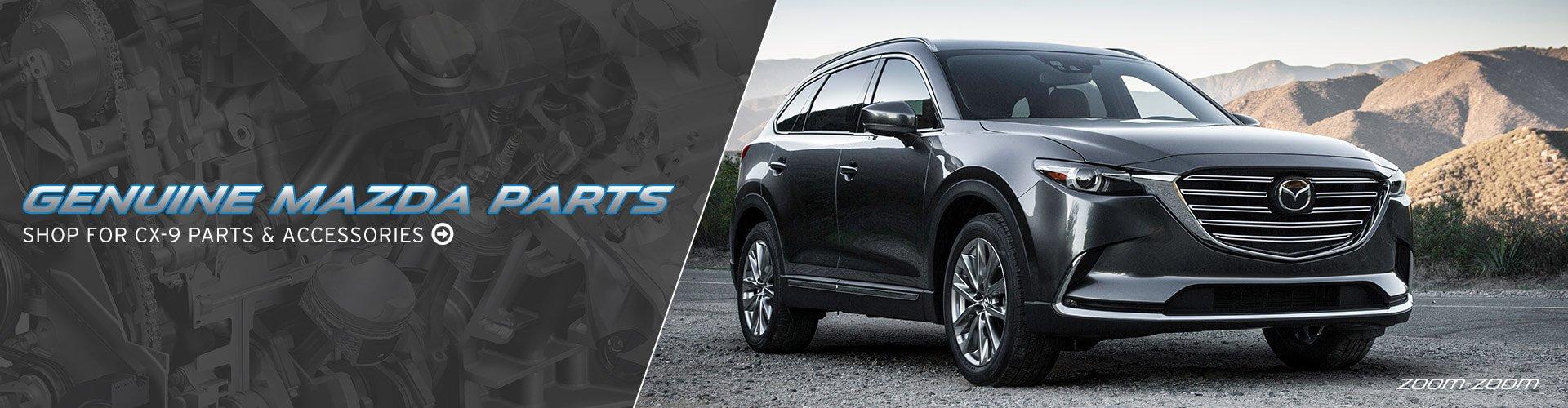 Mazda OEM Parts