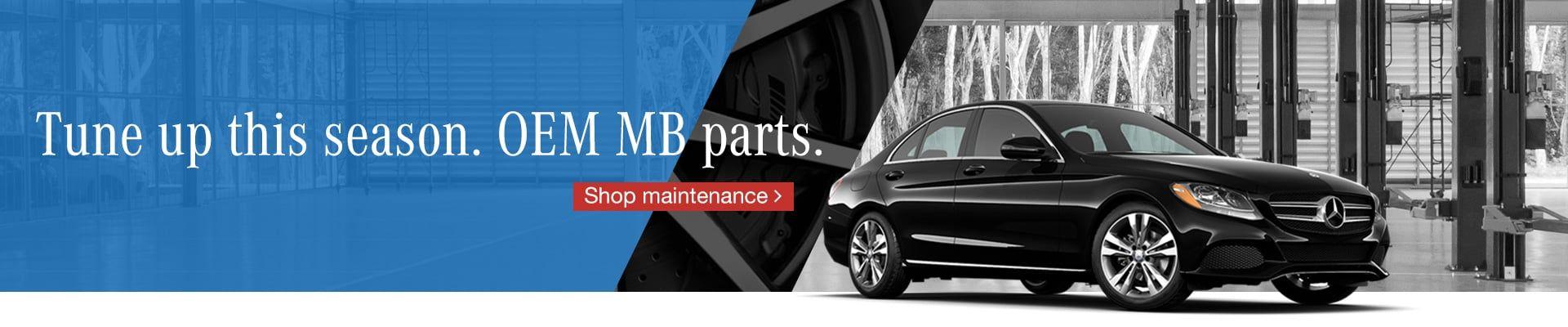 Mercedes-Benz Maintenance