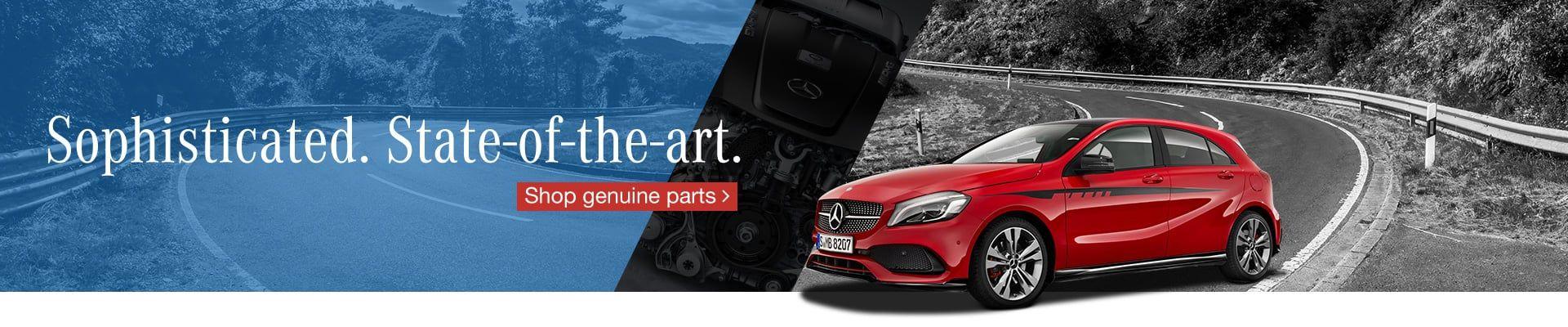 Genuine Mercedes-Benz Parts