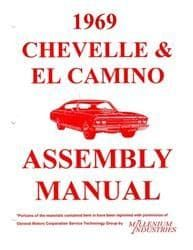chevelle and el camino assembly manual