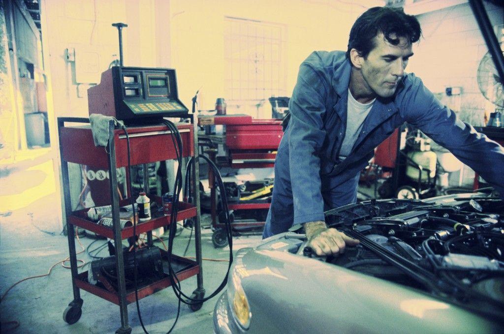 Mechanic Classic Chevy Heat