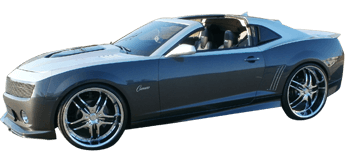 fifth generation camaro
