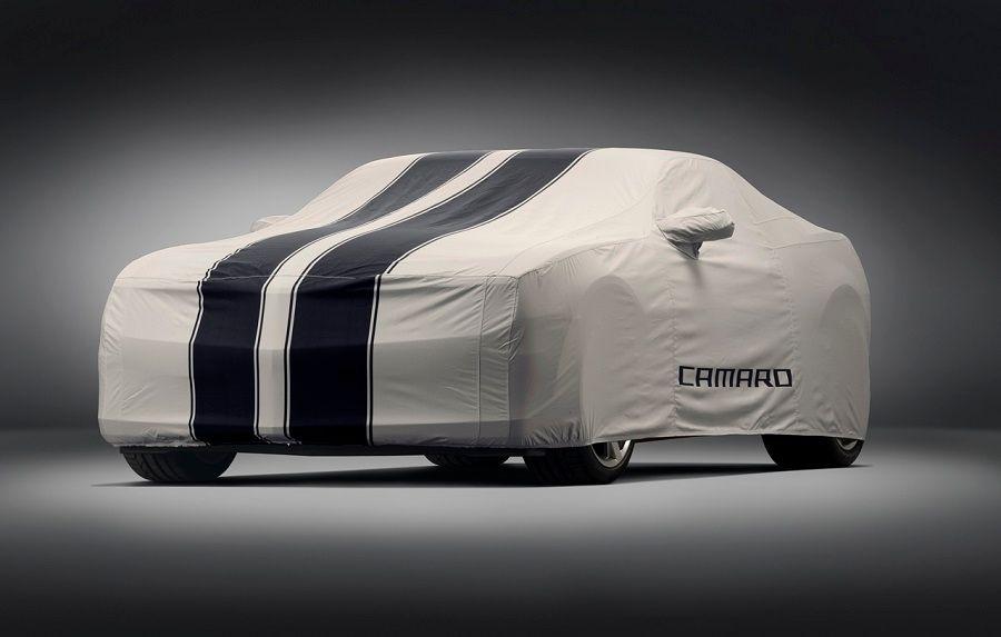 classic camaro car cover