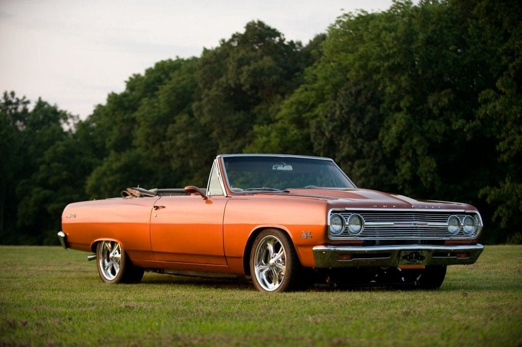 classic chevy chevelle