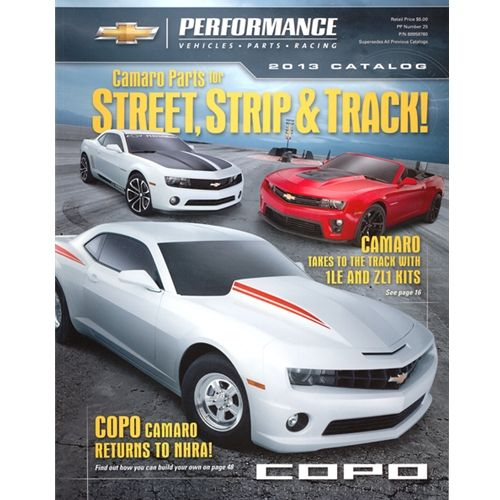 chevy performance part catalog
