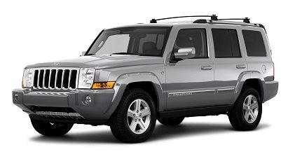 Shop Jeep Commander Genuine Parts & Accessories Online