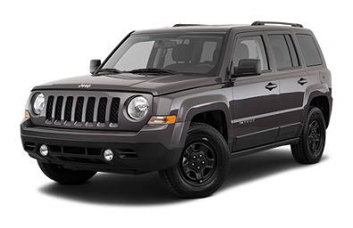 Shop Jeep Patriot Genuine Parts & Accessories Online