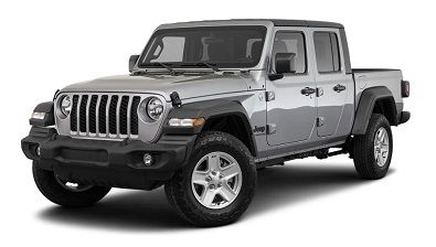 Shop Jeep Gladiator Genuine Parts & Accessories Online